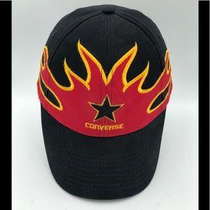 Vintage Converse 🔥 Flame Hat